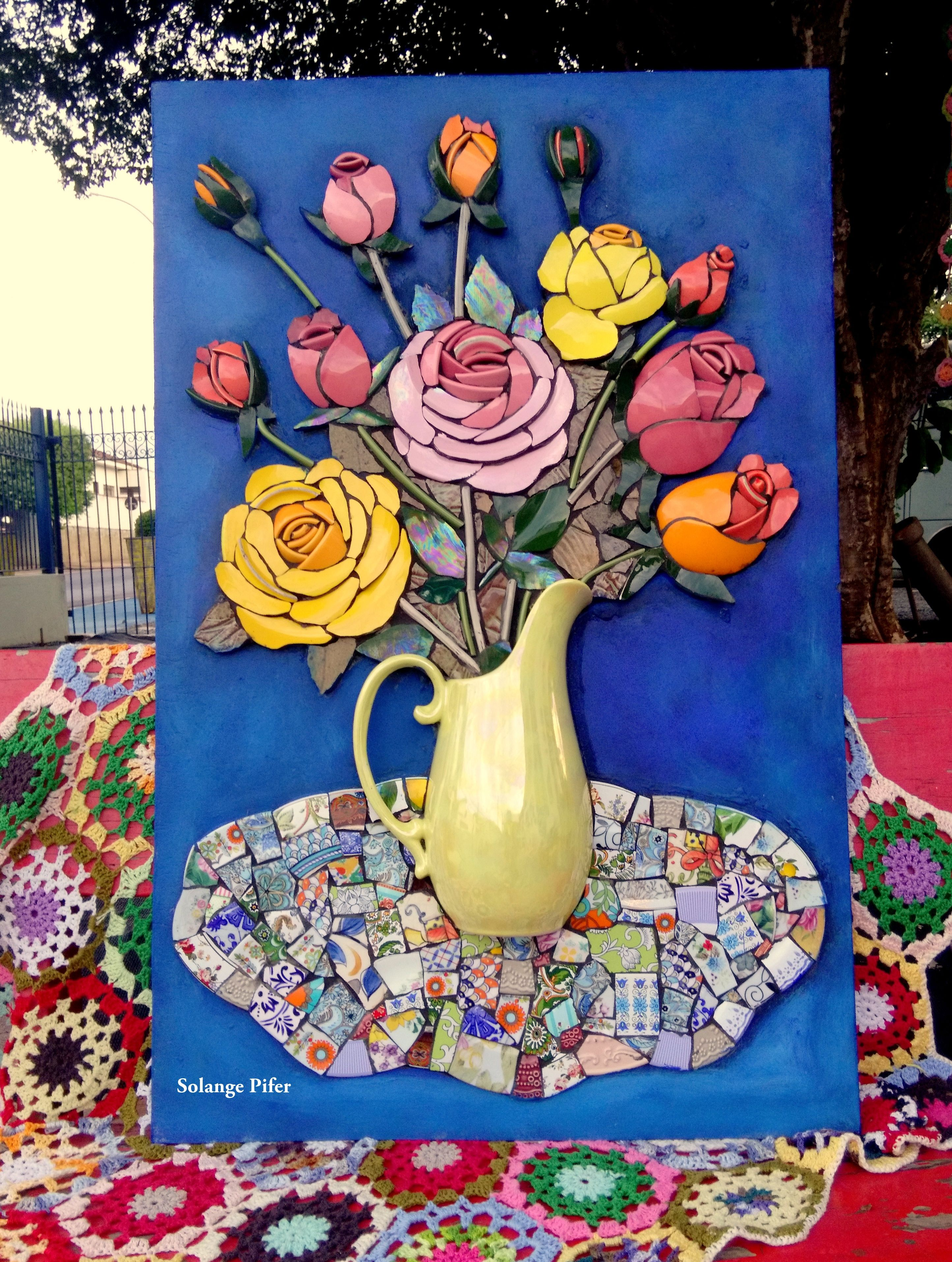 Pin by angela savoy on fotos e afins pinterest mosaics mosaic