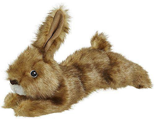 Burbark Woodland Rabbit Dog Toy Large You Can Get More Details