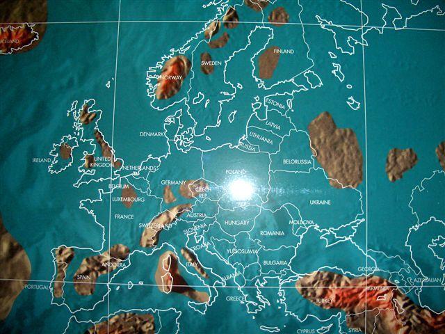 Future Map Of World