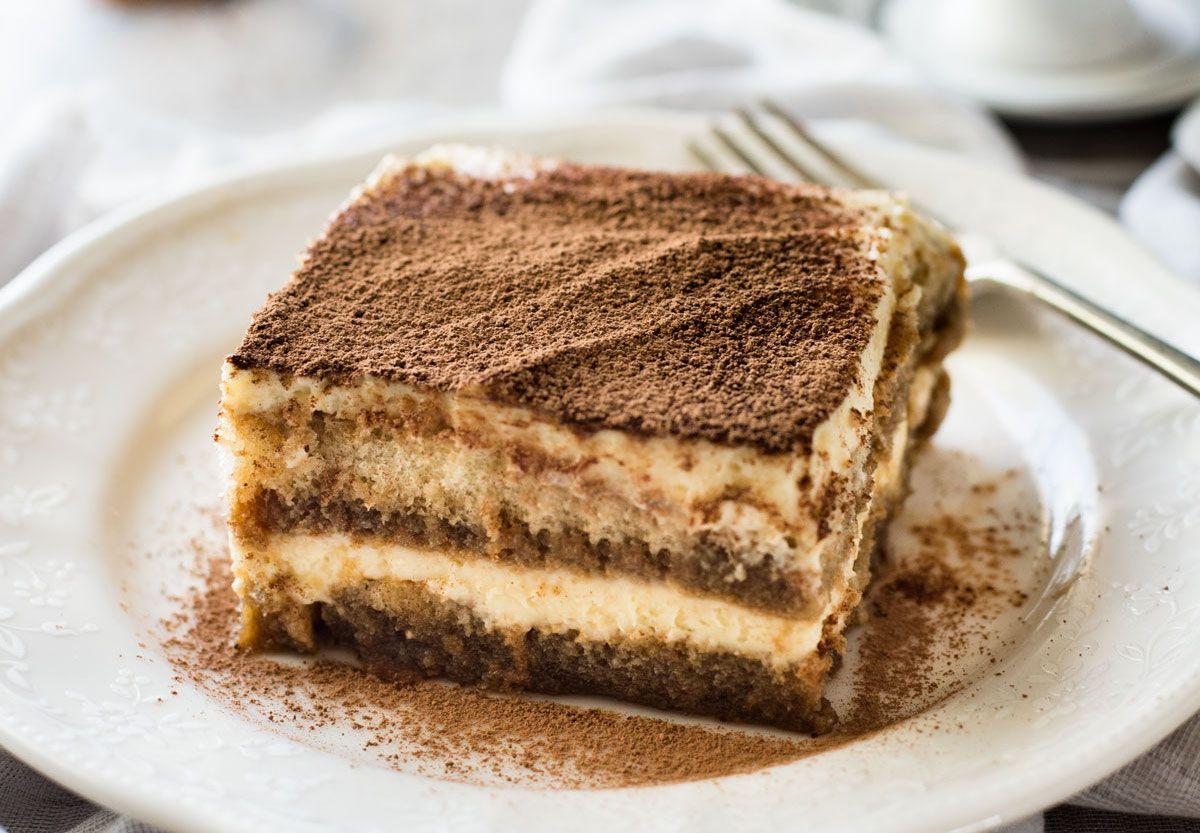 Easy Tiramisu (Chef | Receta | Tiramisú receta, Recetas y Comida postres