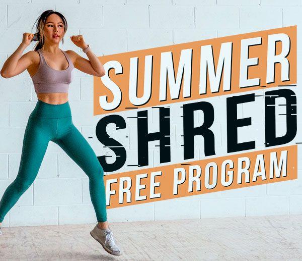 Chloe Ting Programs | Free workout programs, Summer shredding
