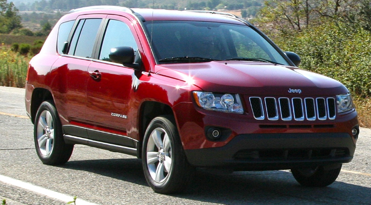 2013 Jeep Compass Owners Manual