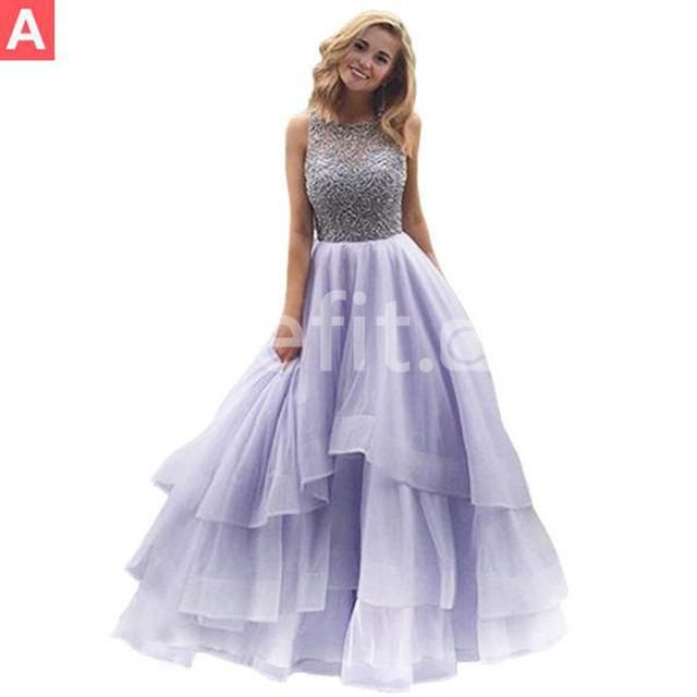 30768999875acb $174.89 Beading Tiers Ball Gown Organza Prom Dresses  2017products_id:(1000075483 or 1000075309 or 1000074917 or 1000074984 or  1000073444)