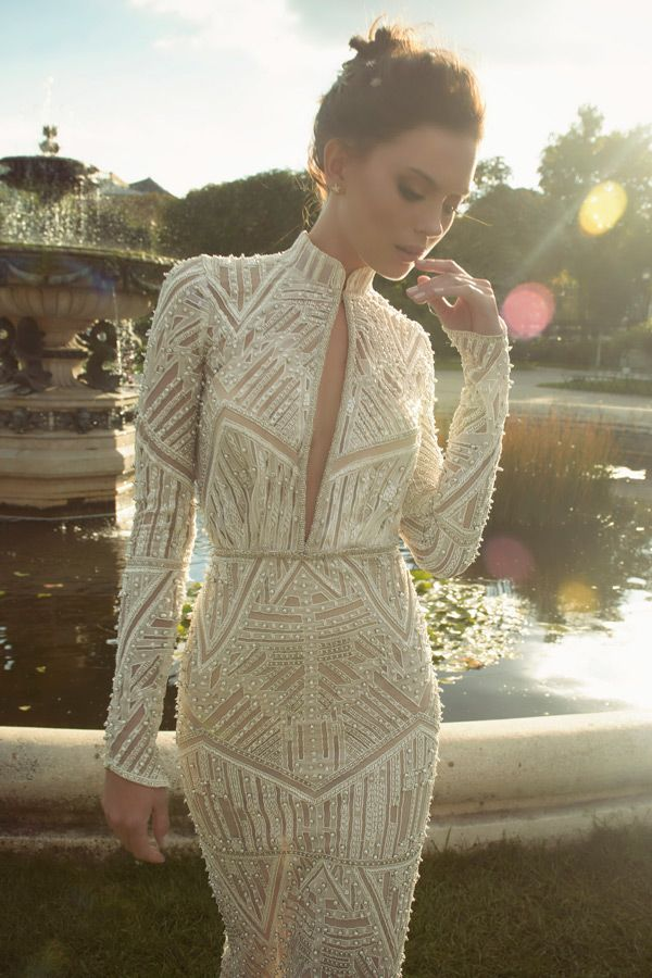 Ester Bridal Couture – Kollektion 2016 – WedLuxe Magazine   – Bridal Gowns