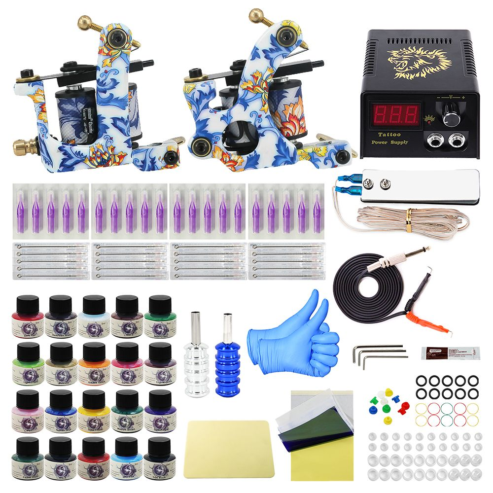 Complete tattoo kit for beginners wormhole tattoo best