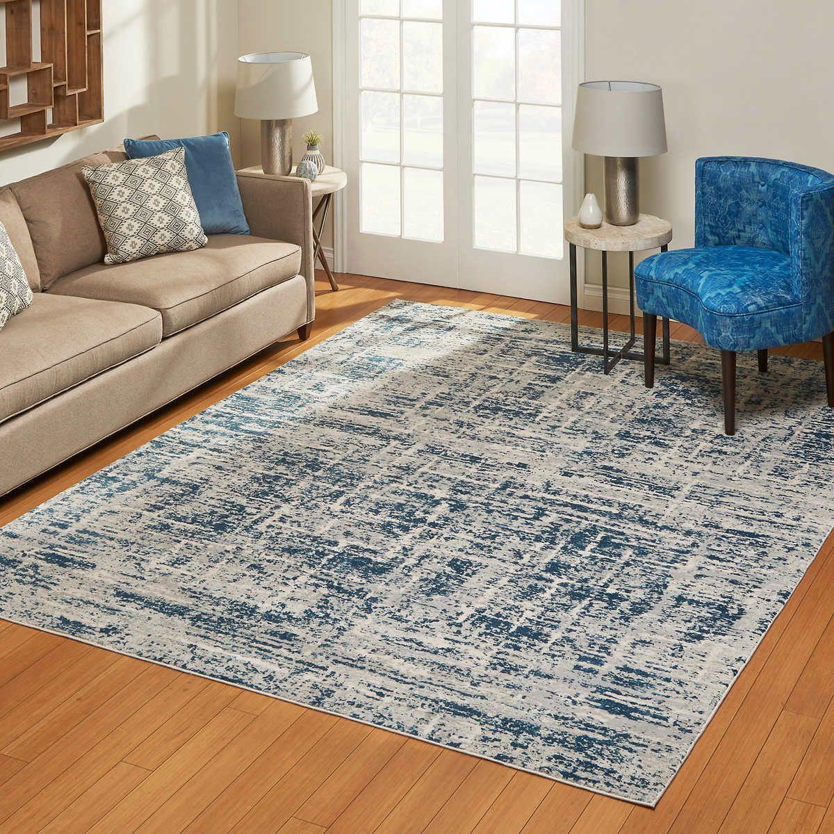 Aurora Rug Collection Joue Blue Rugs Floor Decor King Bedroom Sets