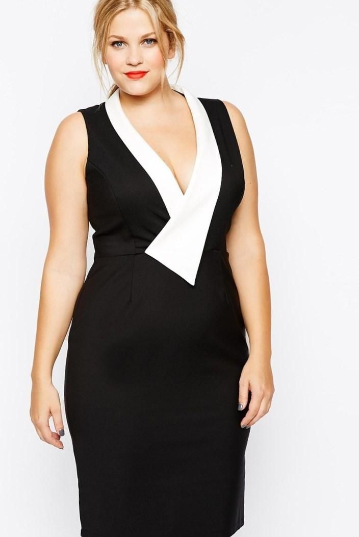 Evening Dress Plus Size Cheap Office Plus Is All That In 2018
