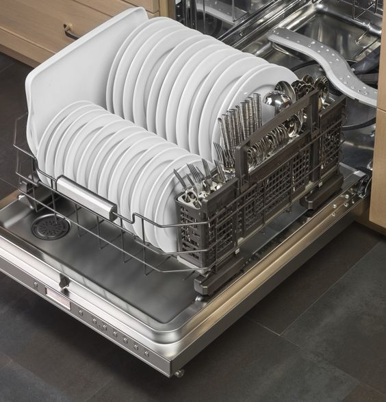 Ge Monogram Zdt975sijii 24 Built In Fully Integrated Dishwasher Enjoy Up To 3798 In Free A Fully Integrated Dishwasher Built In Refrigerator Free Appliances