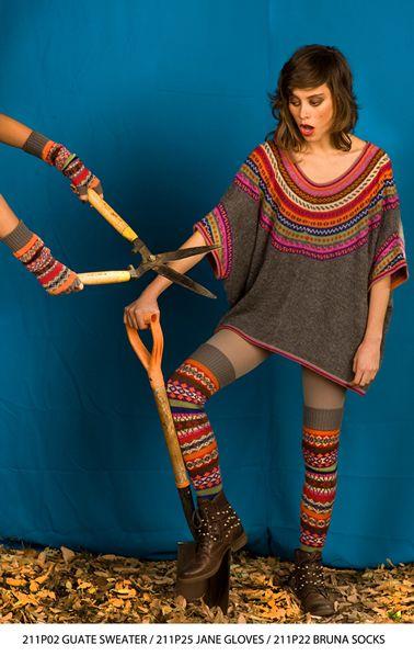b51f7809b225 I love this. I would totally rock fair-isle dolman-sweater-dress ...