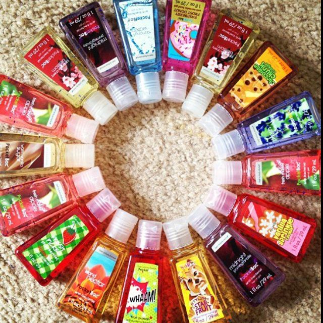 Mini Hand Sanitizers From Bath And Body Works Can T Live Without