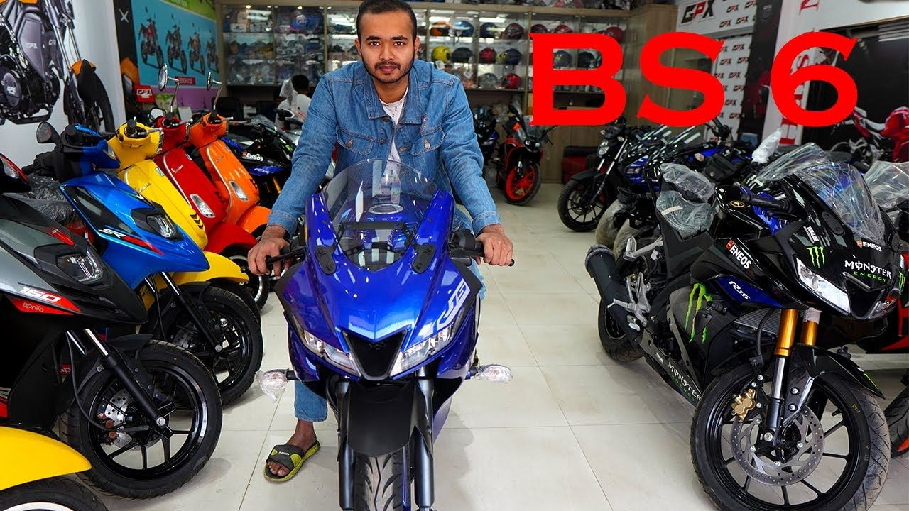 2020 Yamaha R15 V3 Bs6 Price In Bangladesh New Yamaha R15 V3 Bs6