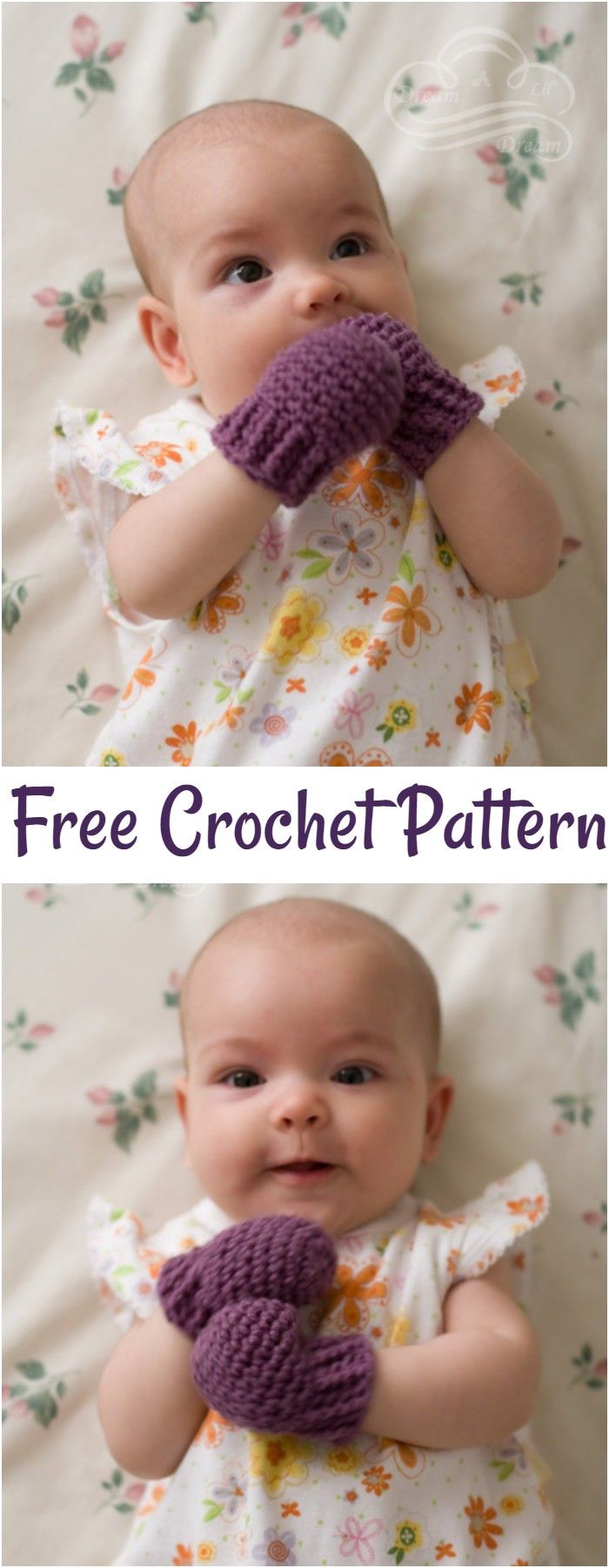 Photo of Free Crochet Baby Accessories – New Patterns