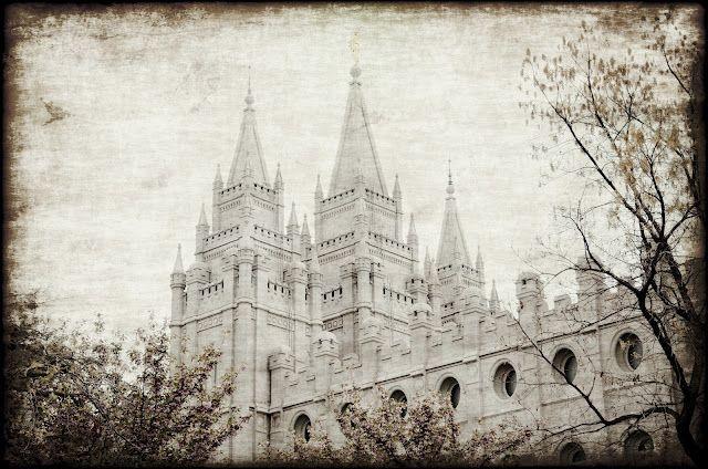 SLC Temple   {Latter Day Saint} LDS   Pinterest