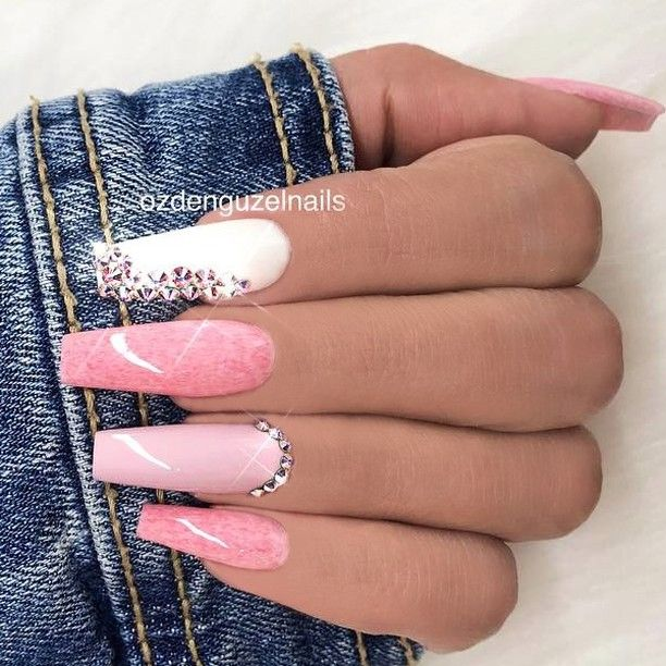 ✨ : Picture and Nail Design by •• @ozdenguzelnails •• Follow ...