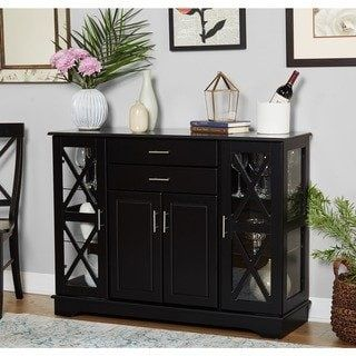 simple living kendall buffet in 2019 products bar furniture rh pinterest com