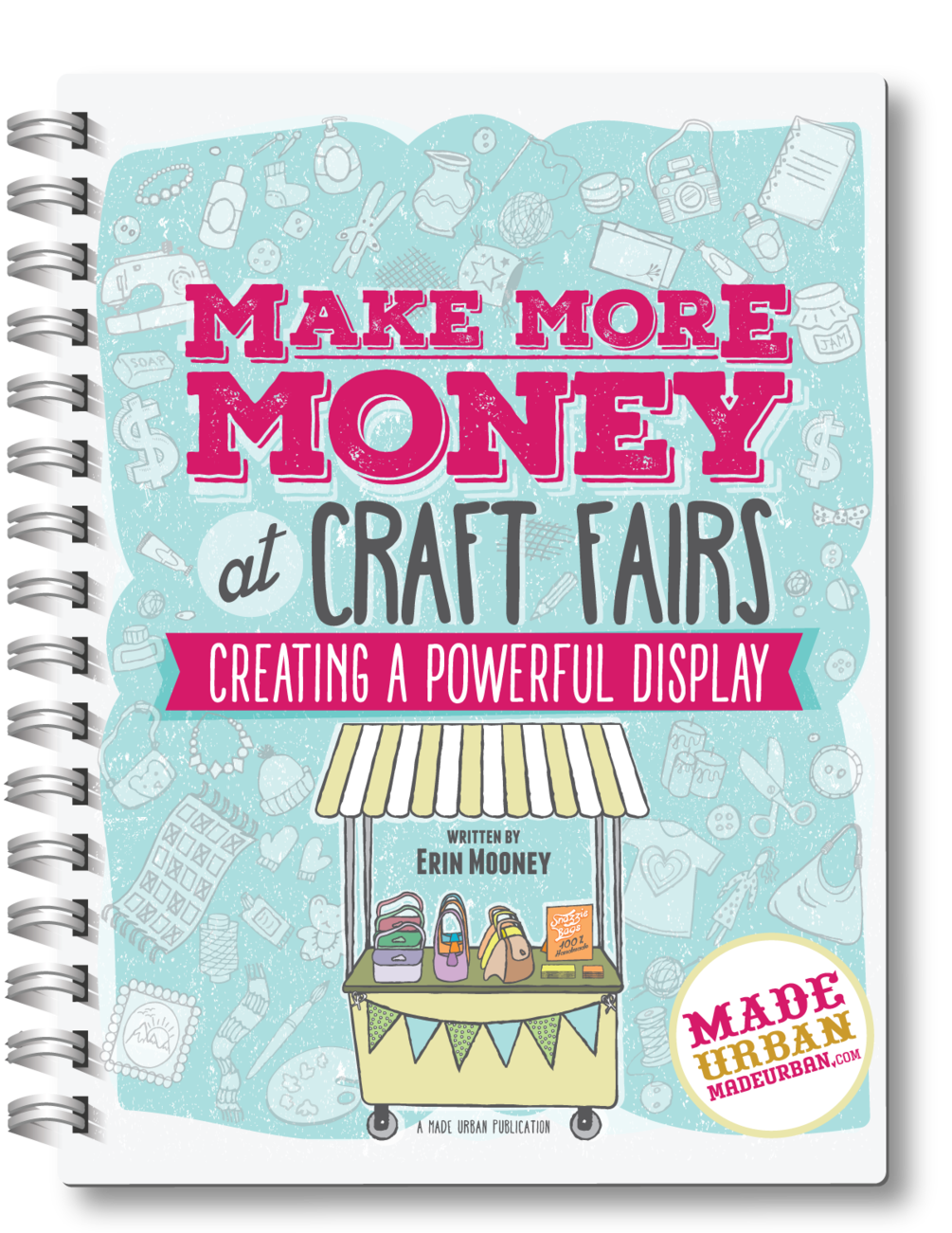 MAKE MORE MONEY AT CRAFT FAIRS - Creating a Powerful Display #craftstosell