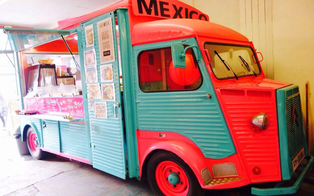 Cute food truck dublin mexican street food dublin food