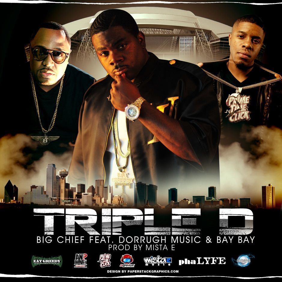Triple D Anthem Feat Dorrough Music Bay Bay Producer Mista E Single By Aff Bay Music Amp Mista Affiliate Music Anthem Songs