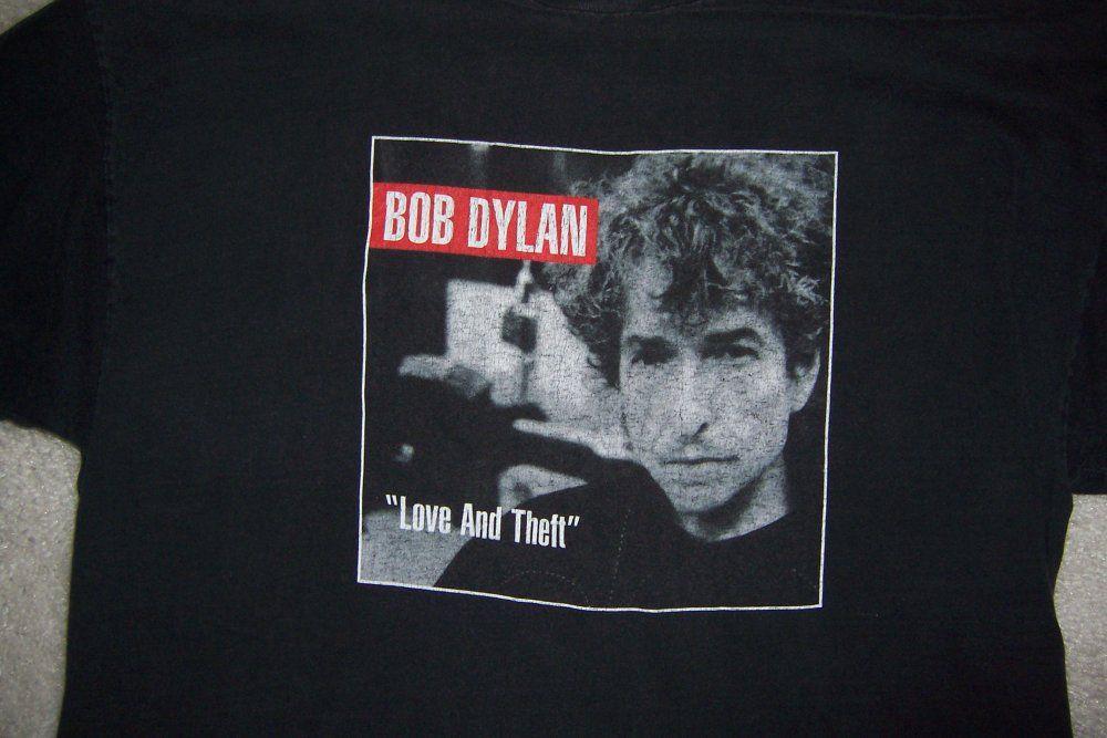 "FUN GIFT MEN TSHIRT /""Bob  Dylan words on t-shirt-lyric HUMOUR Heaven/'s door"