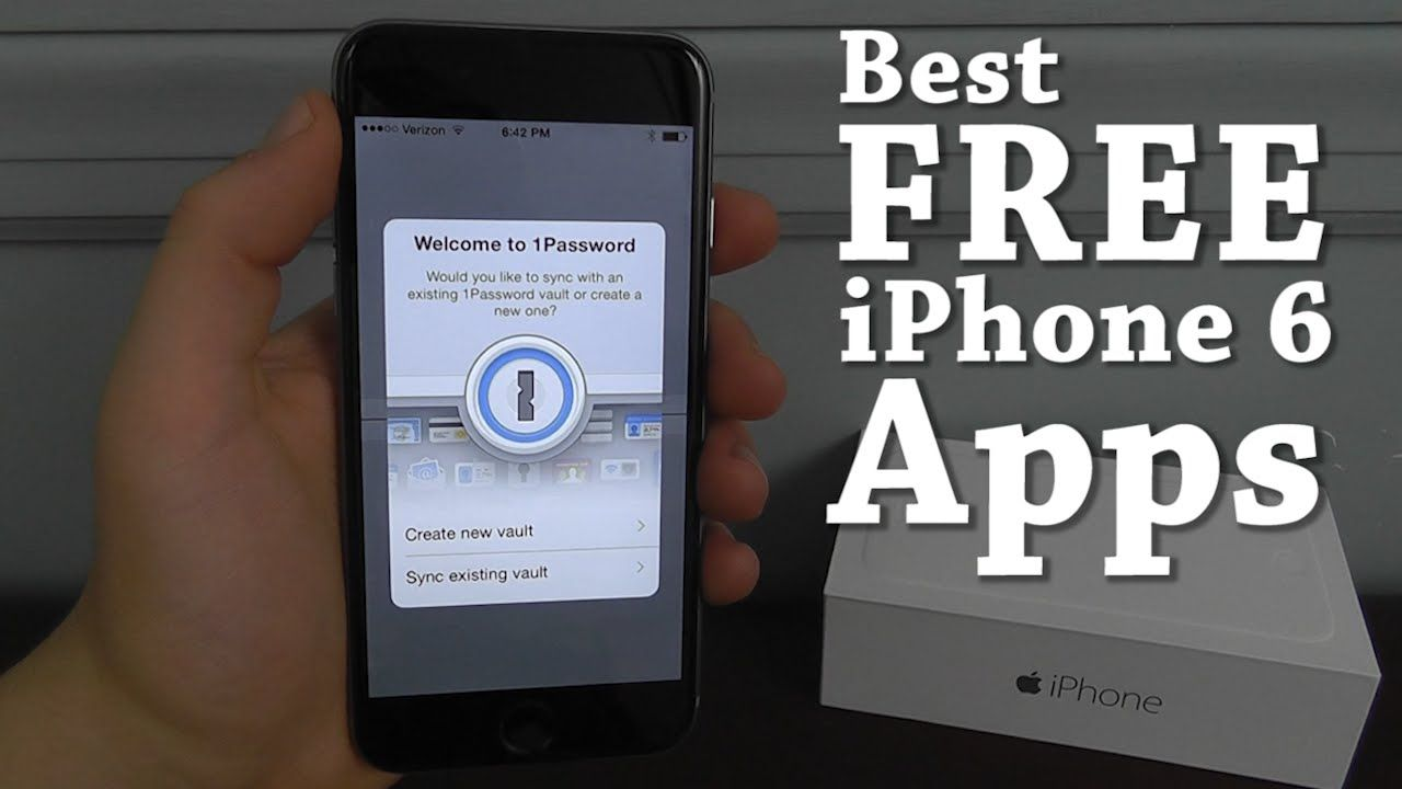 Best Free Apps for the iPhone 6 – Complete List | Iphone 6