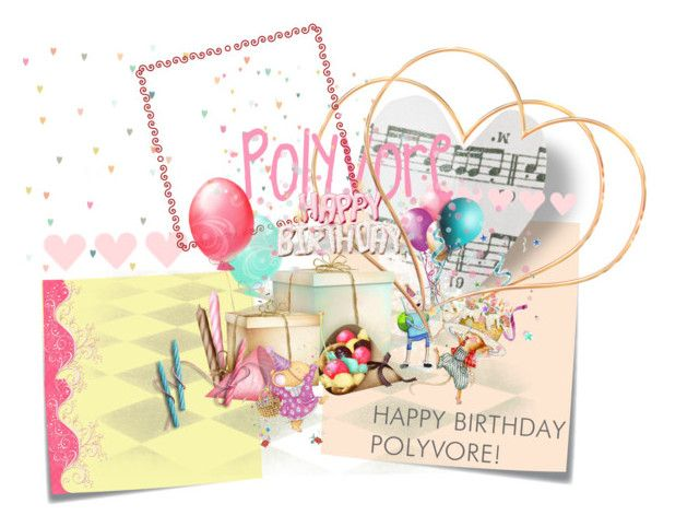 """""""saj13"""" by saj13 ❤ liked on Polyvore featuring art, contestentry and happybirthdaypolyvore"""