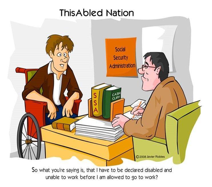 Social Security Funny Mild Cerebral Palsy Humor Funny