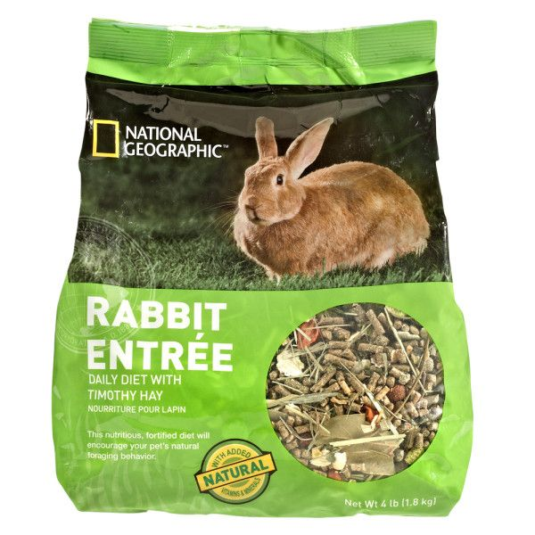 Serve up a National Geographic rabbit entree that will earn