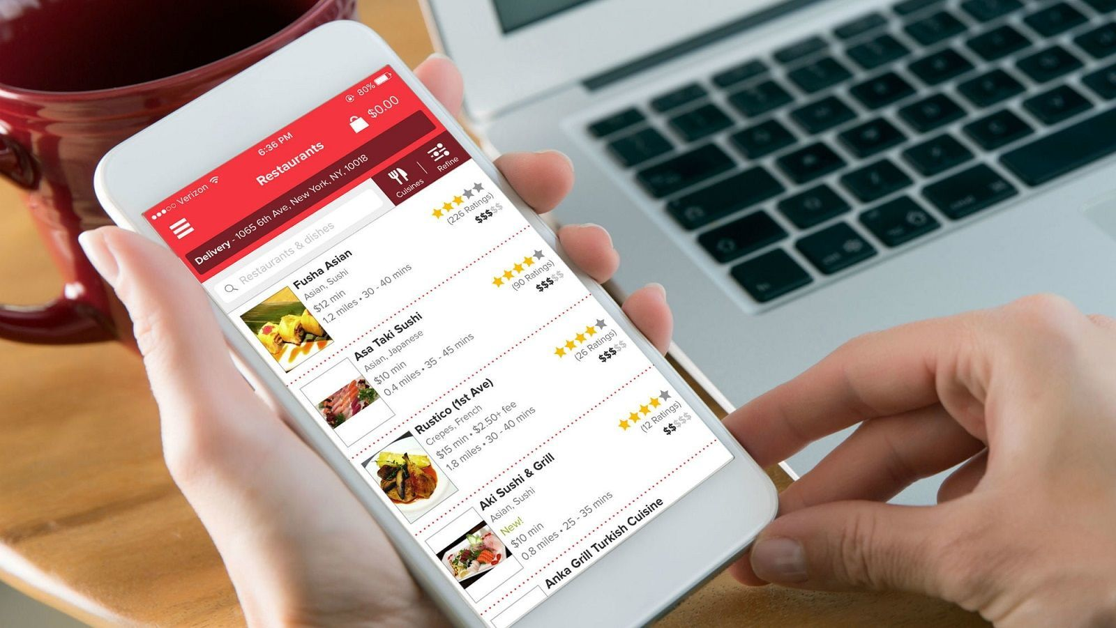Food Delivery App Trend For Driving the Future of Food