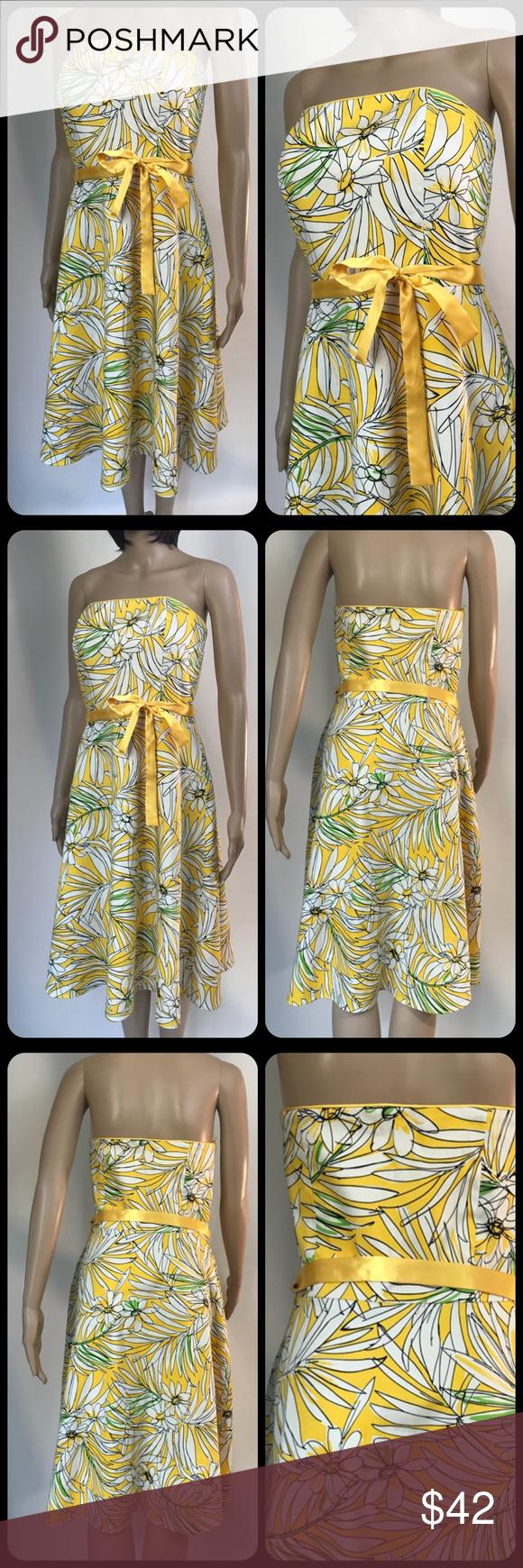 Spense sleeveless summer dress yellow belt summer dresses and satin