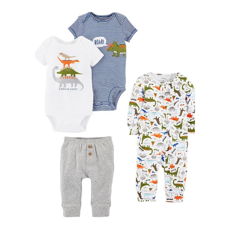 457408efb Carter s 4-Pc. Layette Gift Set-Baby Boys
