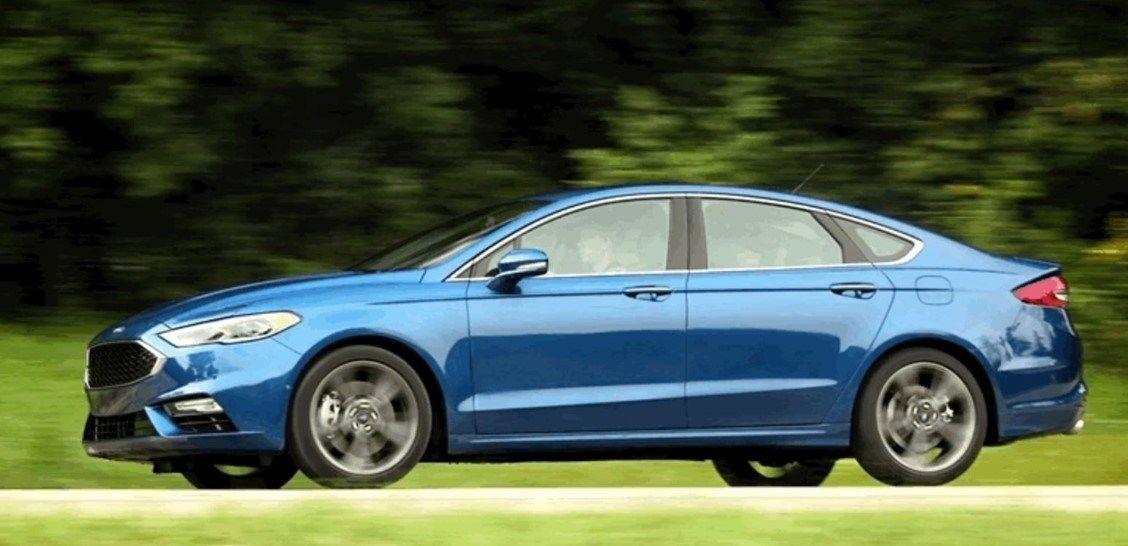 2021 Ford Fusion New Design Preview, Price Estimate