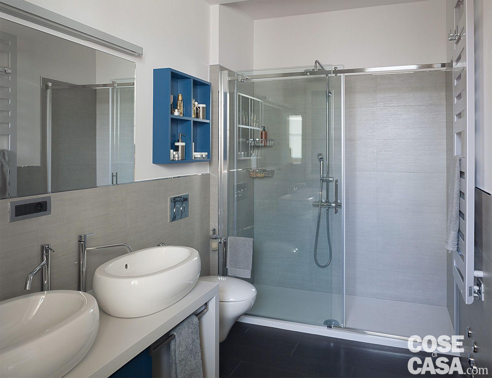 Antico Bagno ~ Nel bagno a uso esclusivo della camera matrimoniale sul mobile