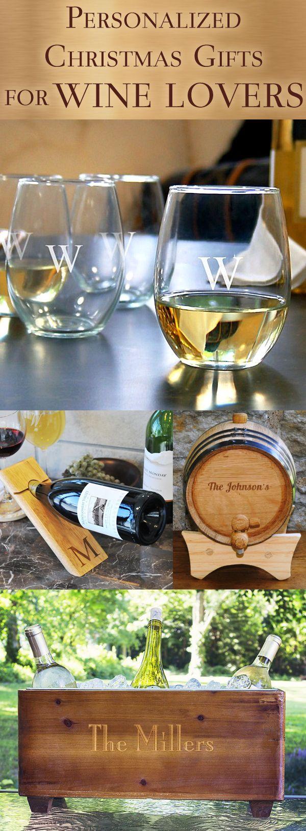 Halten Sie den Weinkenner auf Ihrer Geschenkliste im Urlaubsgeist dieses Chri …
