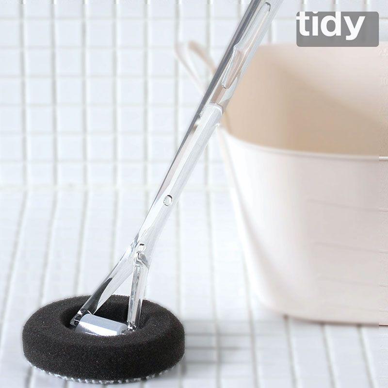 バスタブ掃除用 柄付バススポンジです Tidy バススポンジ