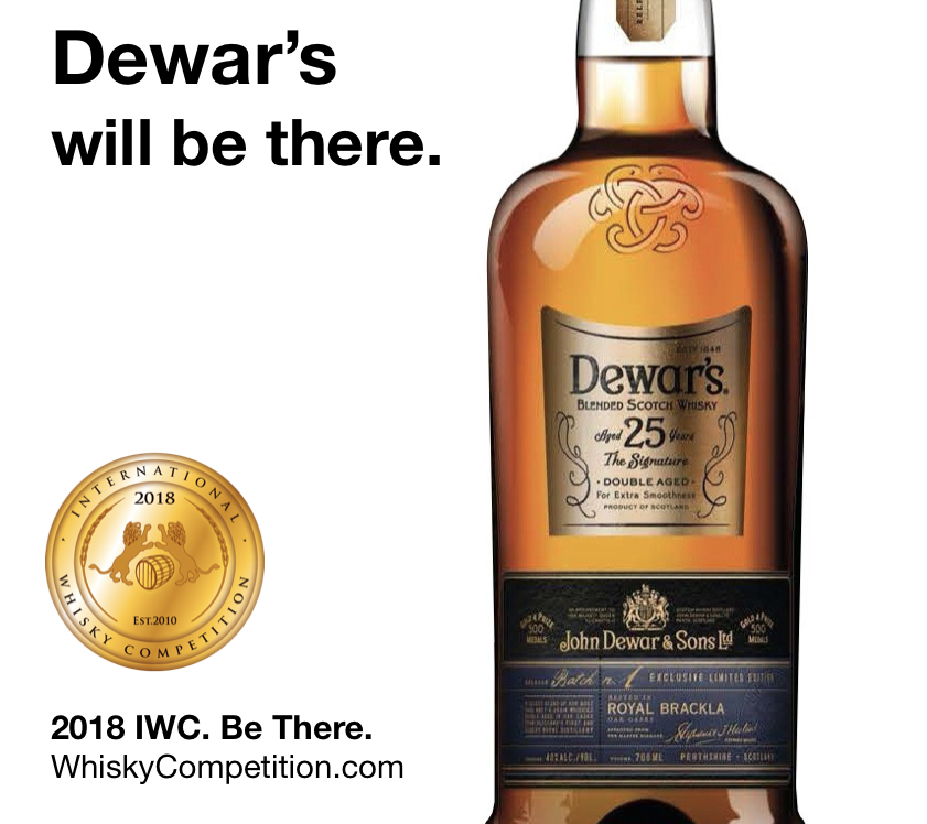 Pin On 2018 International Whisky Competition