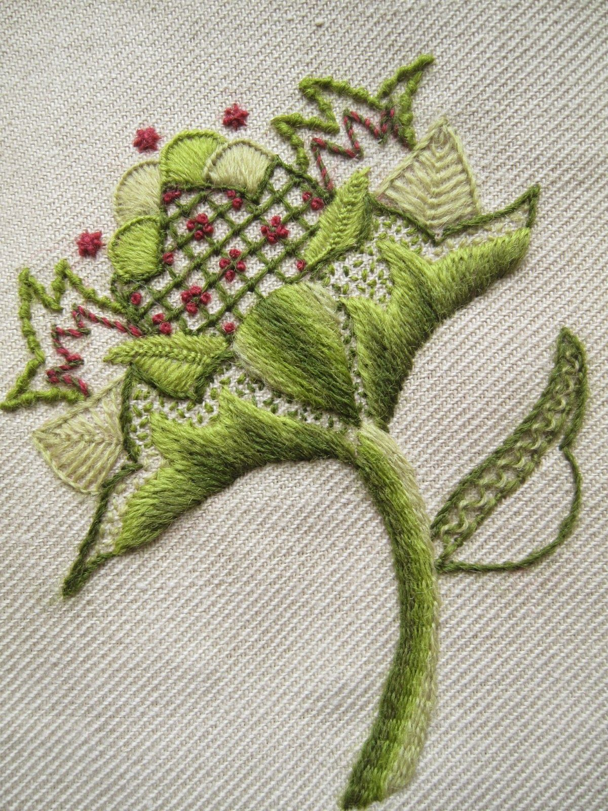 Dier Embroidery