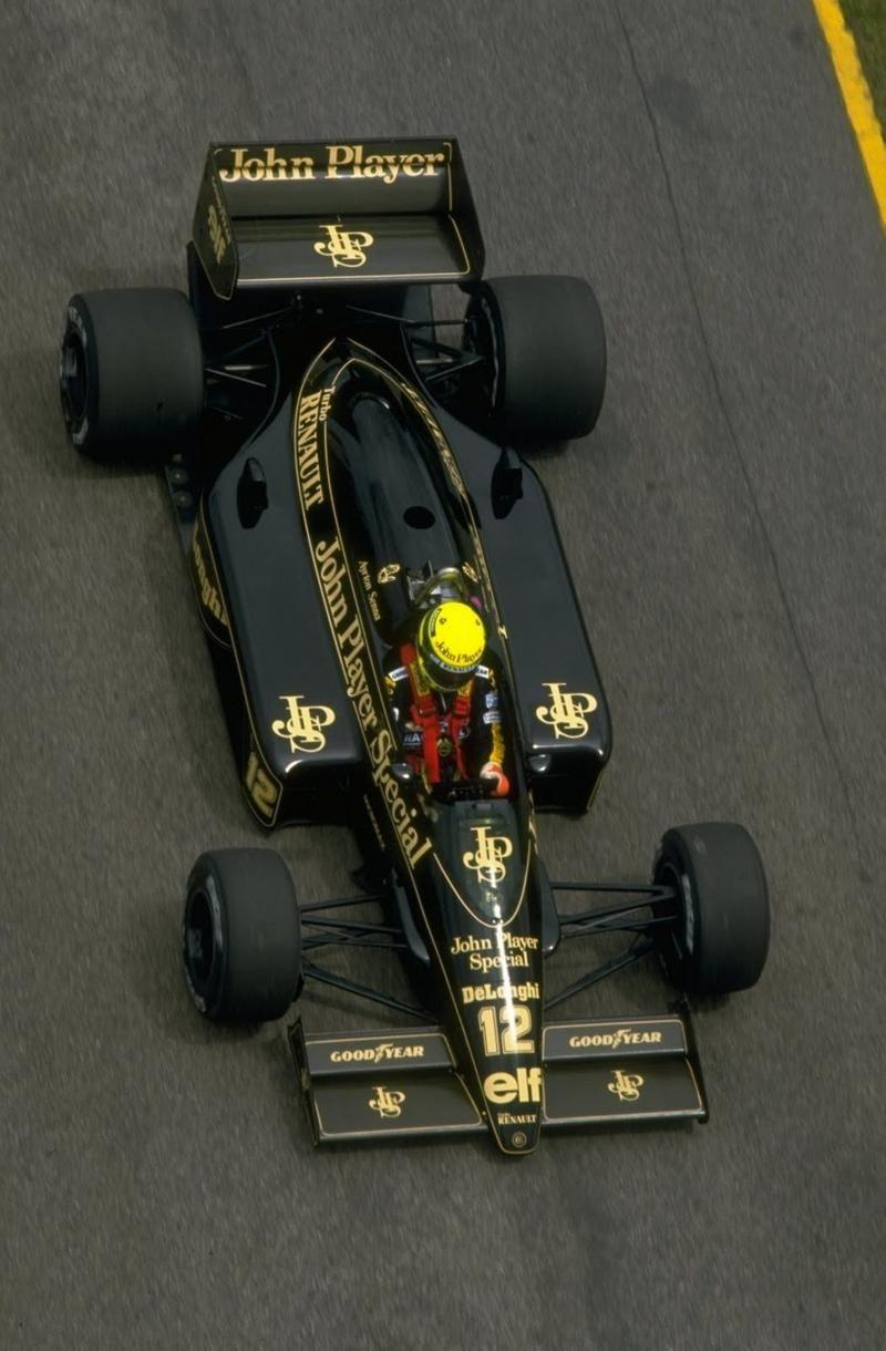 Ayrton Senna (Brazil 1986) by F1history on DeviantArt