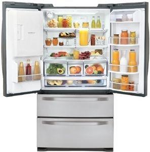 Best Counter Depth French Door Double Drawer Refrigerators Reviews French Doors Counter Depth French Door Best Refrigerator