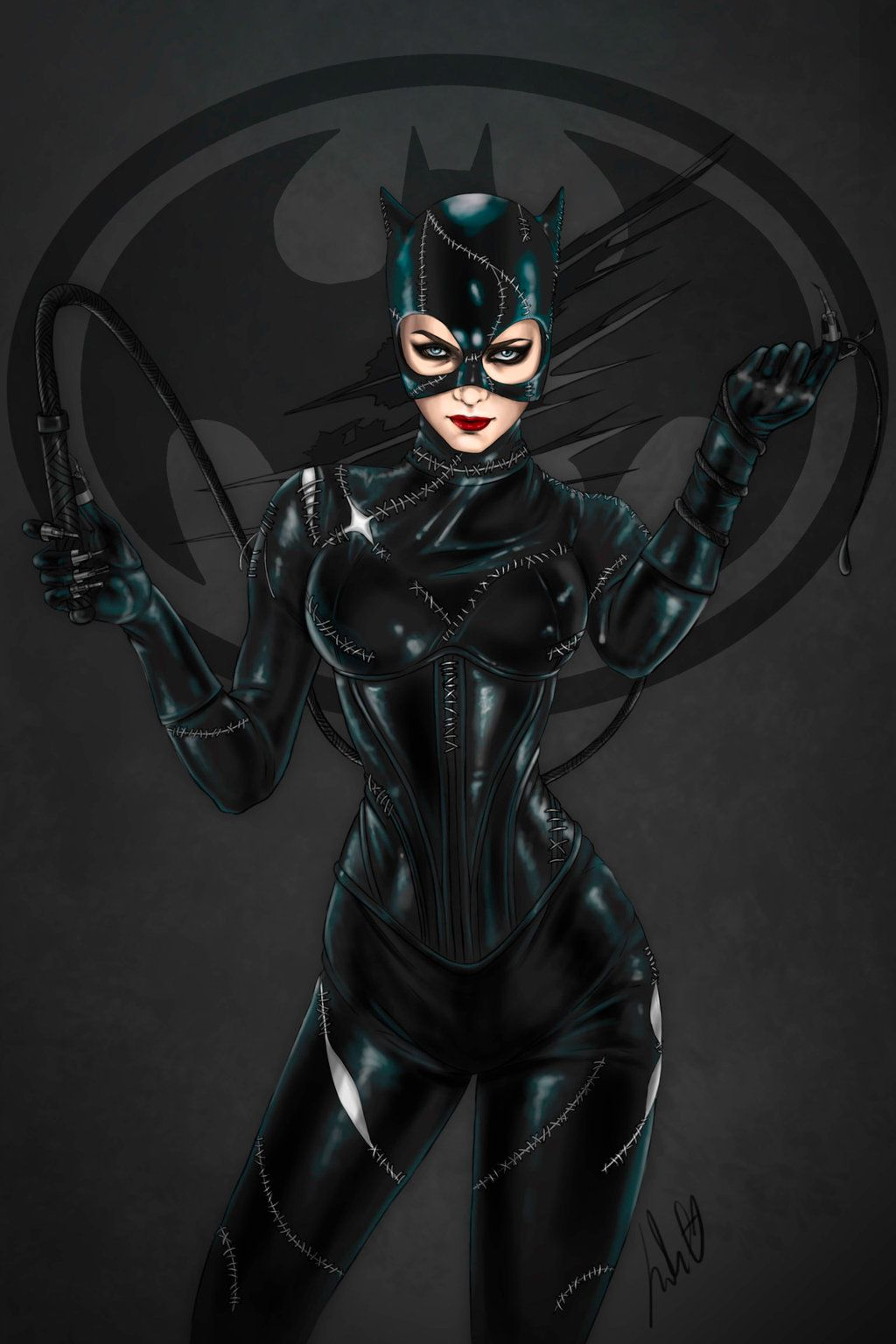 Catwoman by JulietEssence on DeviantArt | Comic art ...