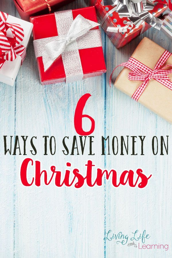 How to Save Money on Christmas | Gift, Frugal and Frugal living