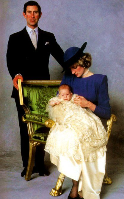 Harry's Christening