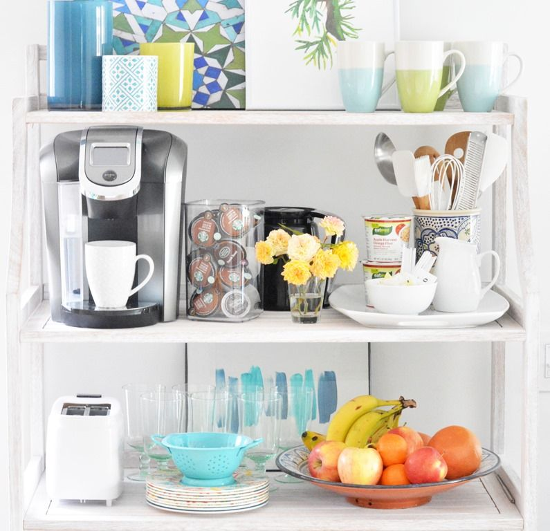 Entertaining with keurig giveaway home coffee stations