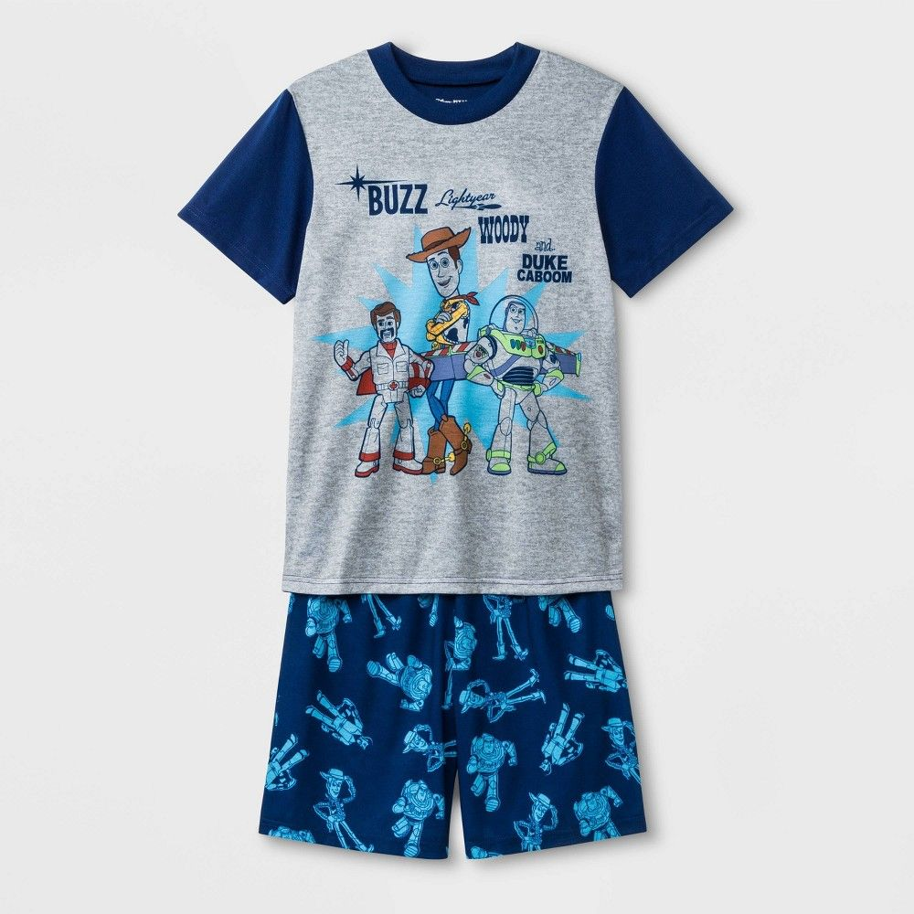 Disney Toy Story Boys Pyjamas and Dressing Gown Outfit BRAND NEW
