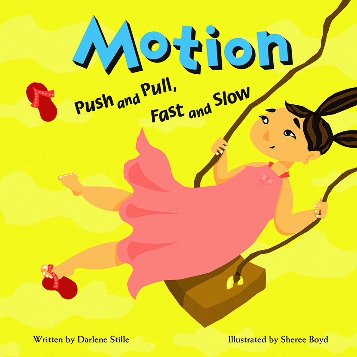 Experiment Stille motion push and pull fast and amazing science darlene r