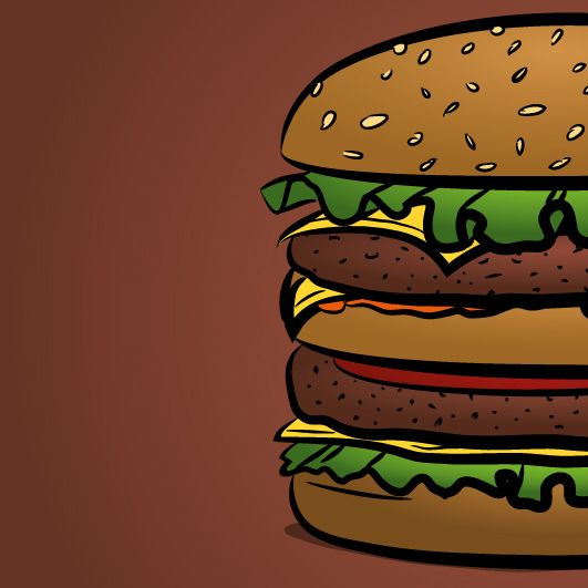 design burger