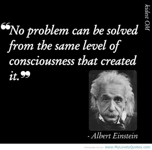 Does Every Problem Have A Solution Quora Einstein Zitate Zitate Von Albert Einstein Einstein