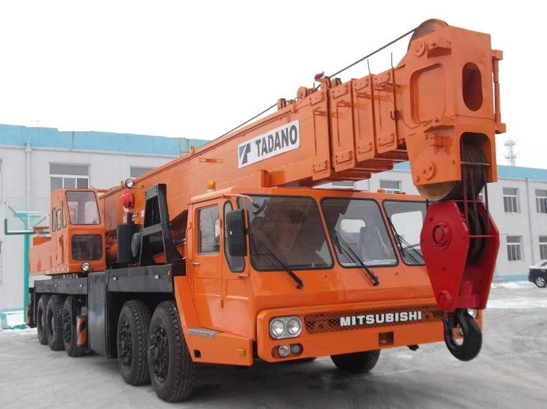 used tadano 75ton mobile truck crane original from japan (TG
