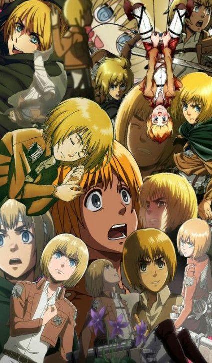 Картинка attack on titan, mikasa ackerman на телефон iphone 6 plus. Super lock screen wallpaper attack on titan Ideas | Armin ...