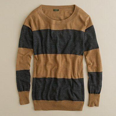 I want new winter clothes.