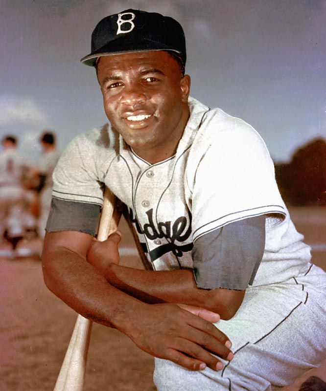 Role Models Of Past And Present Sports Blackhistory Gublife Jackie Robinson Famous Baseball Players Baseball Players